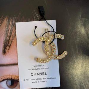 New Chanel VIP Hair Clip / Hair Pin